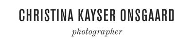 Christina Kayser Onsgaard