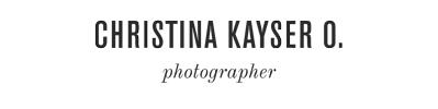 Christina Kayser O.